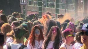 Biella Colors School - Più di 3'500 partecipanti