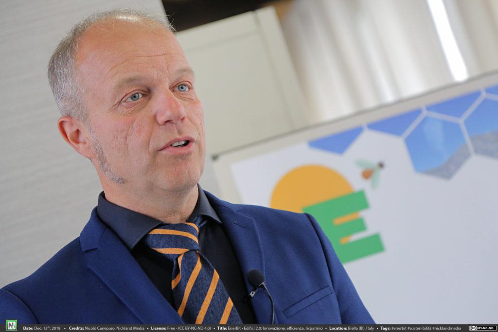 Paolo Maggia, presidente Enerbit